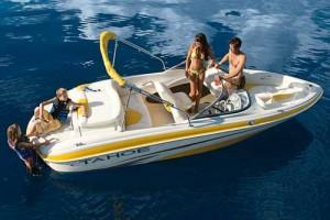 Rent a boat Krk Tahoe